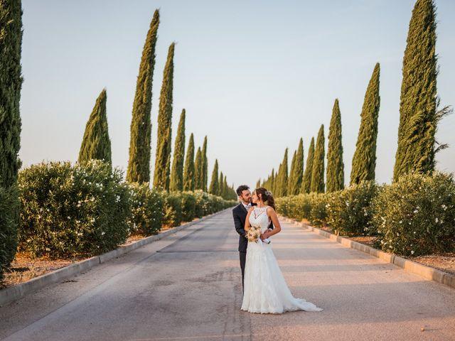 Il matrimonio di CARMELO e CHIARA a San Ferdinando di Puglia, Bari 94