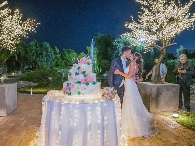 Il matrimonio di CARMELO e CHIARA a San Ferdinando di Puglia, Bari 96