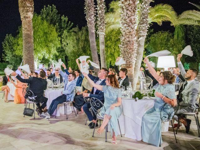 Il matrimonio di CARMELO e CHIARA a San Ferdinando di Puglia, Bari 99