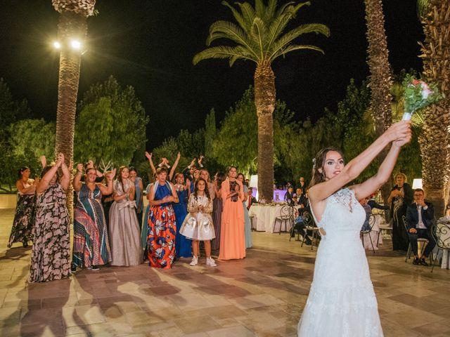 Il matrimonio di CARMELO e CHIARA a San Ferdinando di Puglia, Bari 100