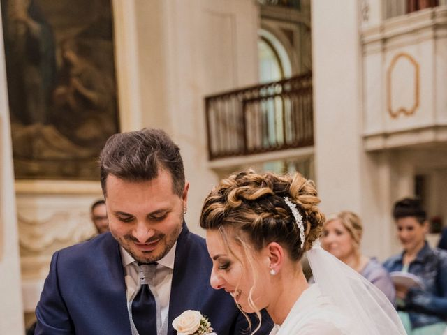 Il matrimonio di Gian Luca e Giorgia a Modena, Modena 27