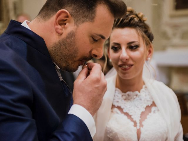 Il matrimonio di Gian Luca e Giorgia a Modena, Modena 28