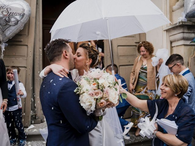 Il matrimonio di Gian Luca e Giorgia a Modena, Modena 32