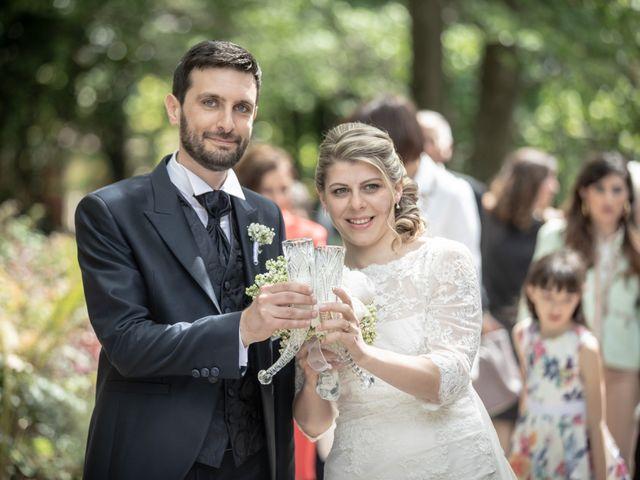 Le nozze di Elisa e Carmine