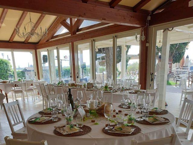 Il matrimonio di Emiliano e Sara a Campiglia Marittima, Livorno 8