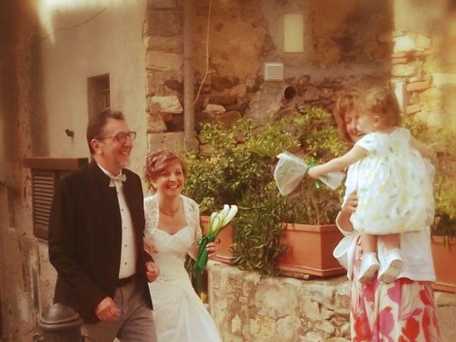 Il matrimonio di Emiliano e Sara a Campiglia Marittima, Livorno 14