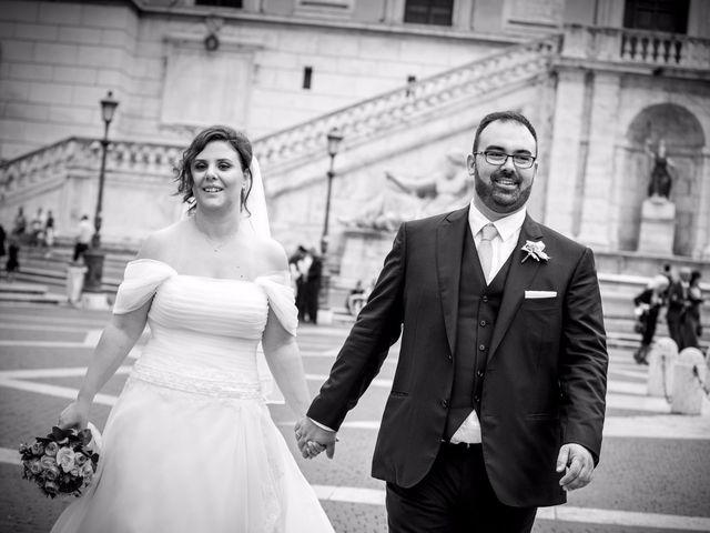le nozze di Rosangela e Paolo