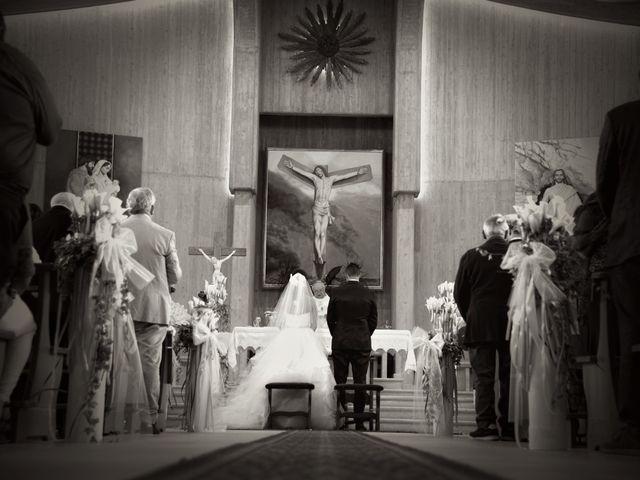 Il matrimonio di Alessandro e Roberta a Gualdo Tadino, Perugia 24
