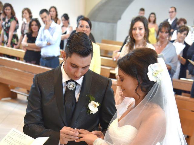 Il matrimonio di Alessandro e Roberta a Gualdo Tadino, Perugia 25