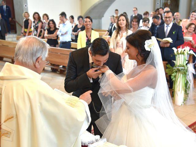 Il matrimonio di Alessandro e Roberta a Gualdo Tadino, Perugia 26