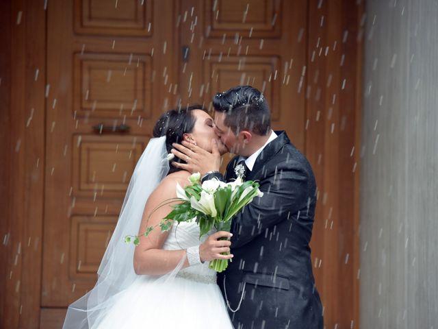 Il matrimonio di Alessandro e Roberta a Gualdo Tadino, Perugia 30