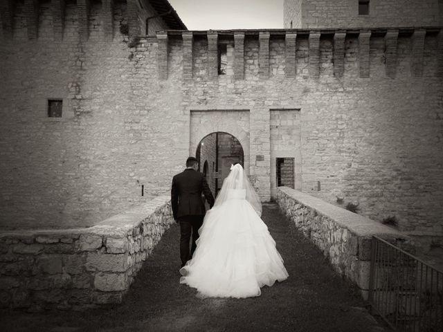Il matrimonio di Alessandro e Roberta a Gualdo Tadino, Perugia 31