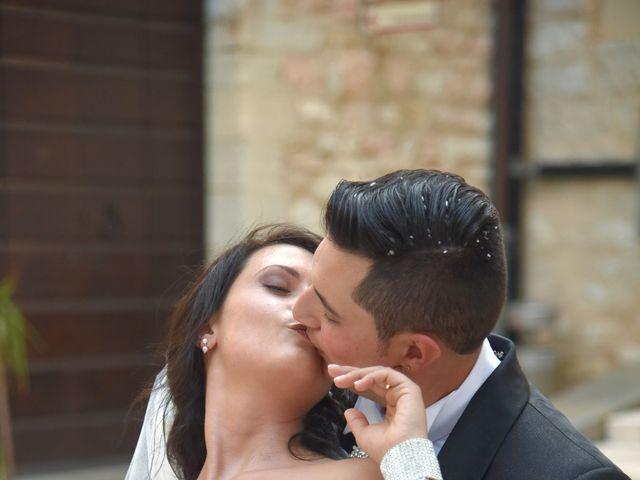 Il matrimonio di Alessandro e Roberta a Gualdo Tadino, Perugia 32