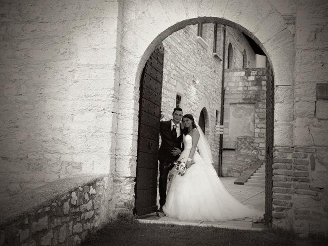 Il matrimonio di Alessandro e Roberta a Gualdo Tadino, Perugia 33