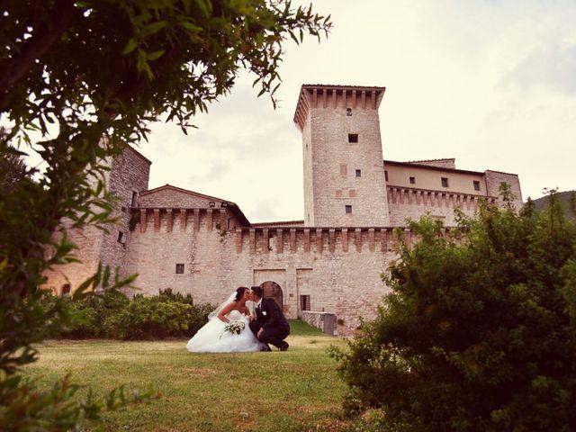 Il matrimonio di Alessandro e Roberta a Gualdo Tadino, Perugia 34