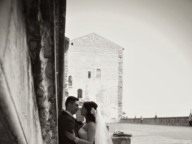 Il matrimonio di Alessandro e Roberta a Gualdo Tadino, Perugia 38