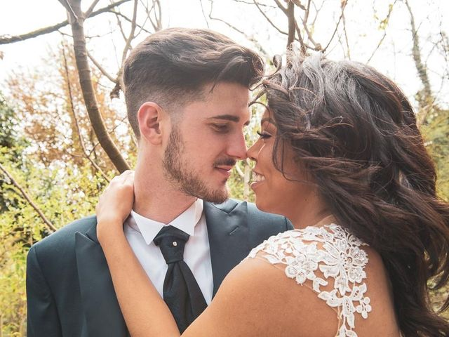 Le nozze di Lorenzo e Karen