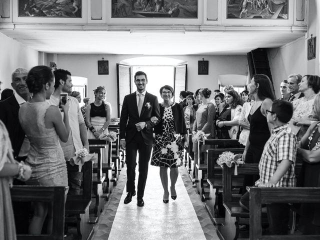 Il matrimonio di Massimo e Serena a Orta San Giulio, Novara 18