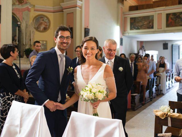 Il matrimonio di Massimo e Serena a Orta San Giulio, Novara 20
