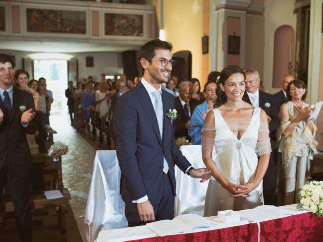 Il matrimonio di Massimo e Serena a Orta San Giulio, Novara 21