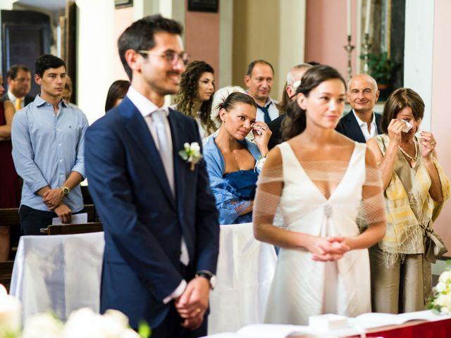 Il matrimonio di Massimo e Serena a Orta San Giulio, Novara 26