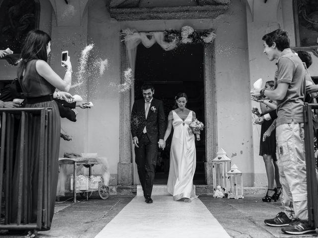 Il matrimonio di Massimo e Serena a Orta San Giulio, Novara 31