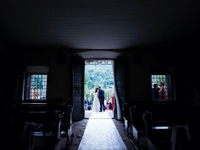 Il matrimonio di Massimo e Serena a Orta San Giulio, Novara 32