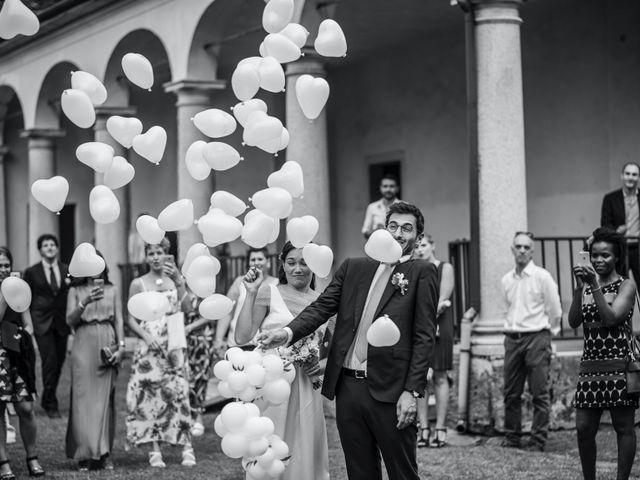 Il matrimonio di Massimo e Serena a Orta San Giulio, Novara 33