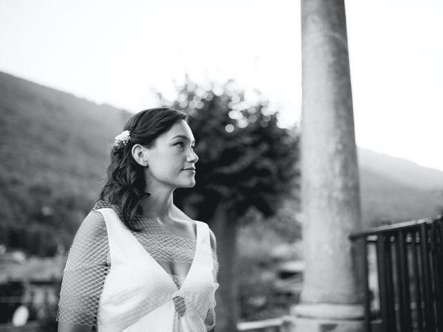 Il matrimonio di Massimo e Serena a Orta San Giulio, Novara 35