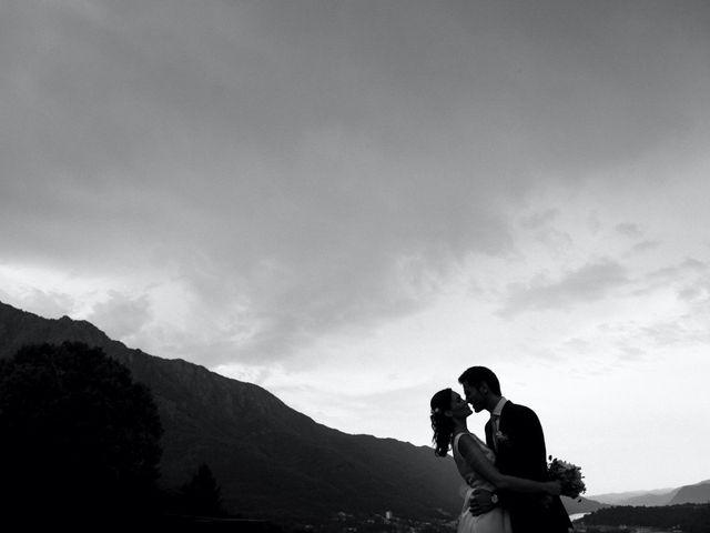 Il matrimonio di Massimo e Serena a Orta San Giulio, Novara 36