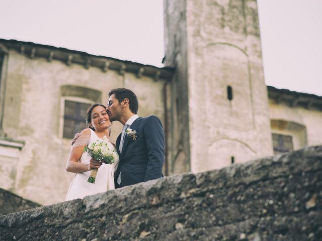 Il matrimonio di Massimo e Serena a Orta San Giulio, Novara 38