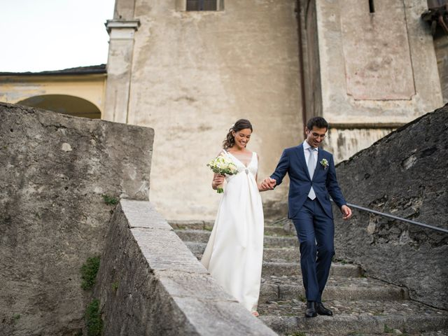 Il matrimonio di Massimo e Serena a Orta San Giulio, Novara 39