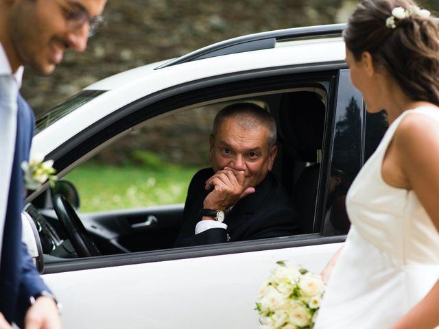 Il matrimonio di Massimo e Serena a Orta San Giulio, Novara 46