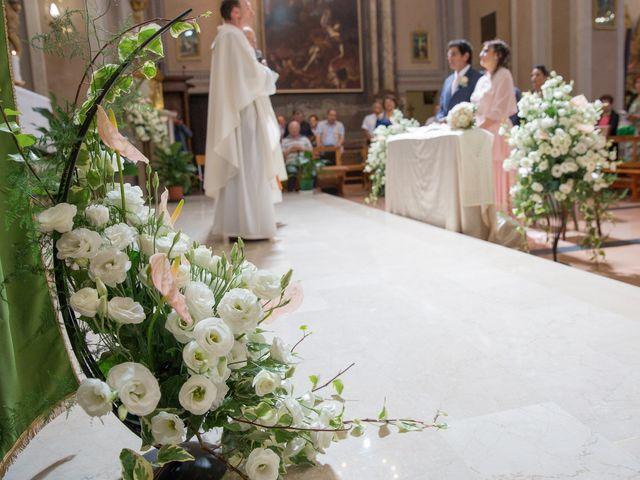 Il matrimonio di Aurelio e Cinzia a Staffolo, Ancona 4