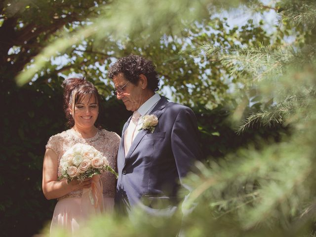 Il matrimonio di Aurelio e Cinzia a Staffolo, Ancona 16