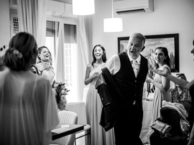 Il matrimonio di Tommaso e Francesca a Roma, Roma 3