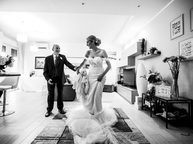 Il matrimonio di Tommaso e Francesca a Roma, Roma 5