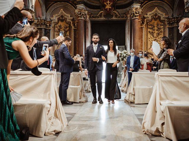 Il matrimonio di Tommaso e Francesca a Roma, Roma 11