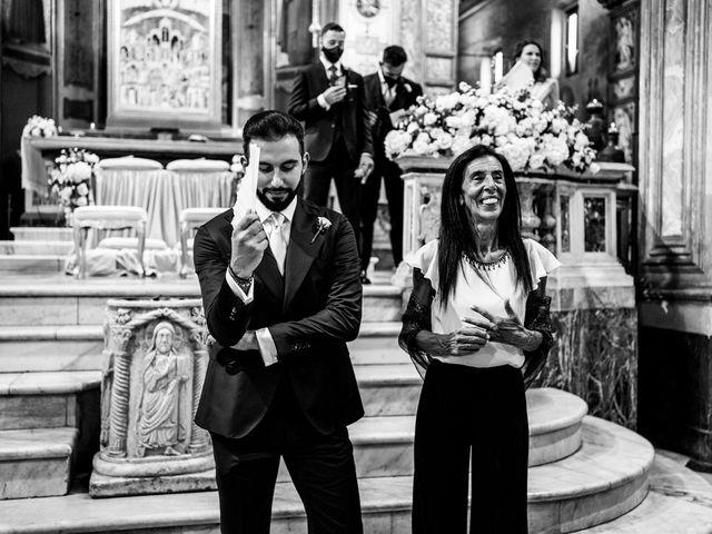 Il matrimonio di Tommaso e Francesca a Roma, Roma 12