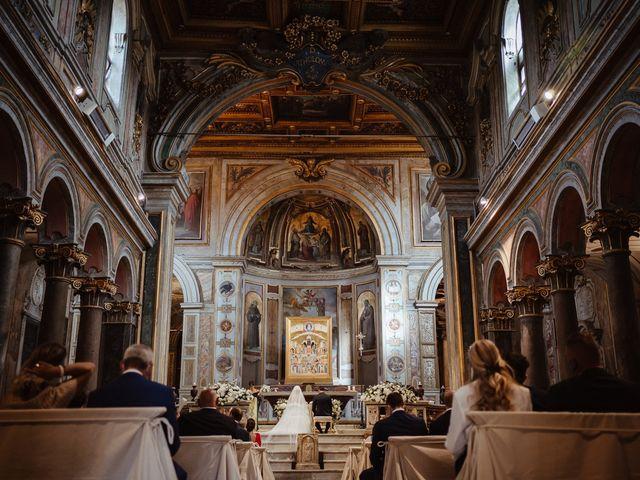 Il matrimonio di Tommaso e Francesca a Roma, Roma 13