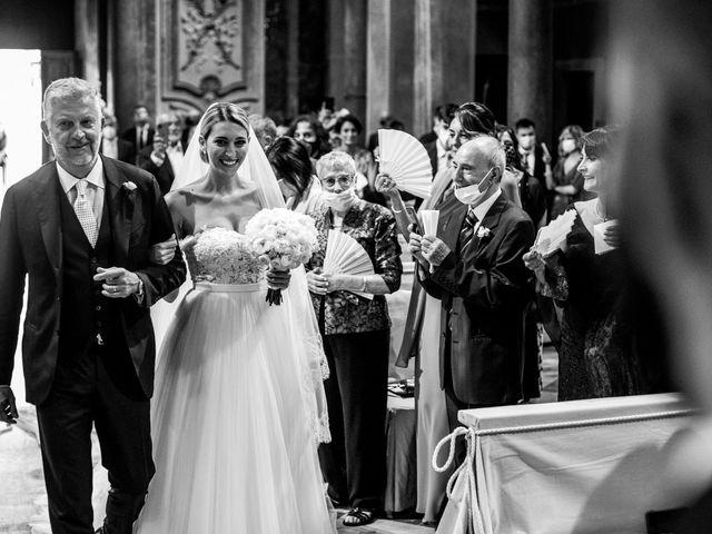Il matrimonio di Tommaso e Francesca a Roma, Roma 15