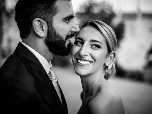 Il matrimonio di Tommaso e Francesca a Roma, Roma 19