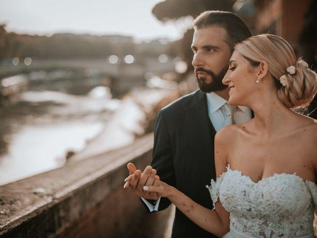 Il matrimonio di Tommaso e Francesca a Roma, Roma 20