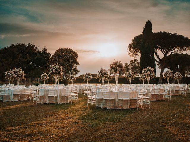 Il matrimonio di Tommaso e Francesca a Roma, Roma 30