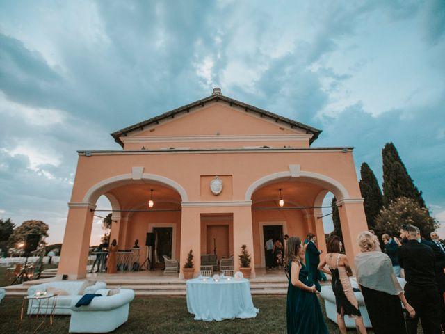 Il matrimonio di Tommaso e Francesca a Roma, Roma 34