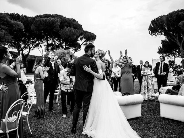 Il matrimonio di Tommaso e Francesca a Roma, Roma 36