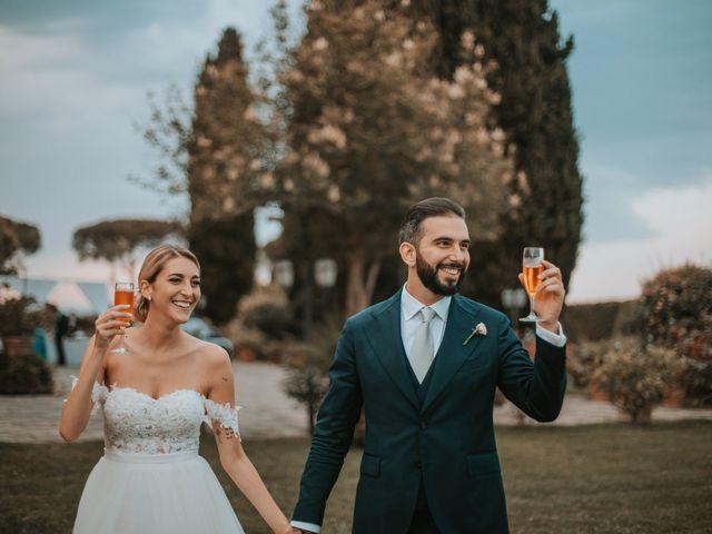 Il matrimonio di Tommaso e Francesca a Roma, Roma 39