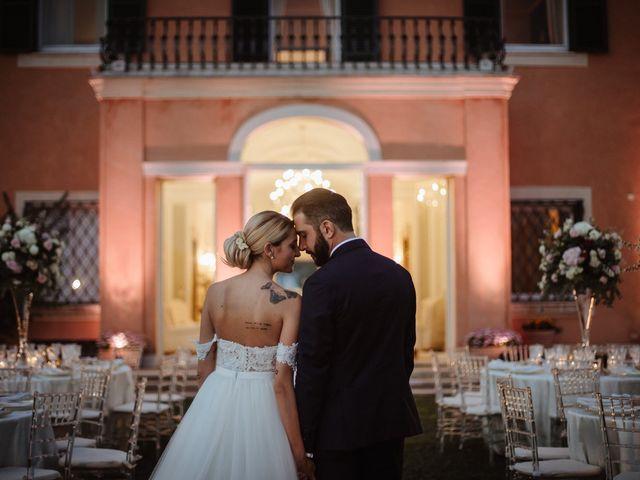 Il matrimonio di Tommaso e Francesca a Roma, Roma 42