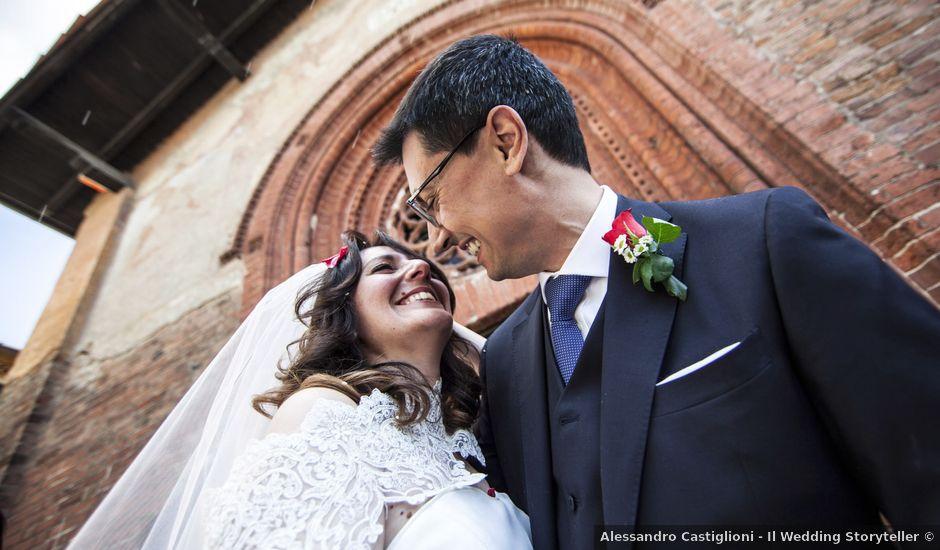 Il matrimonio di Cristiano e Claudia a Milano, Milano
