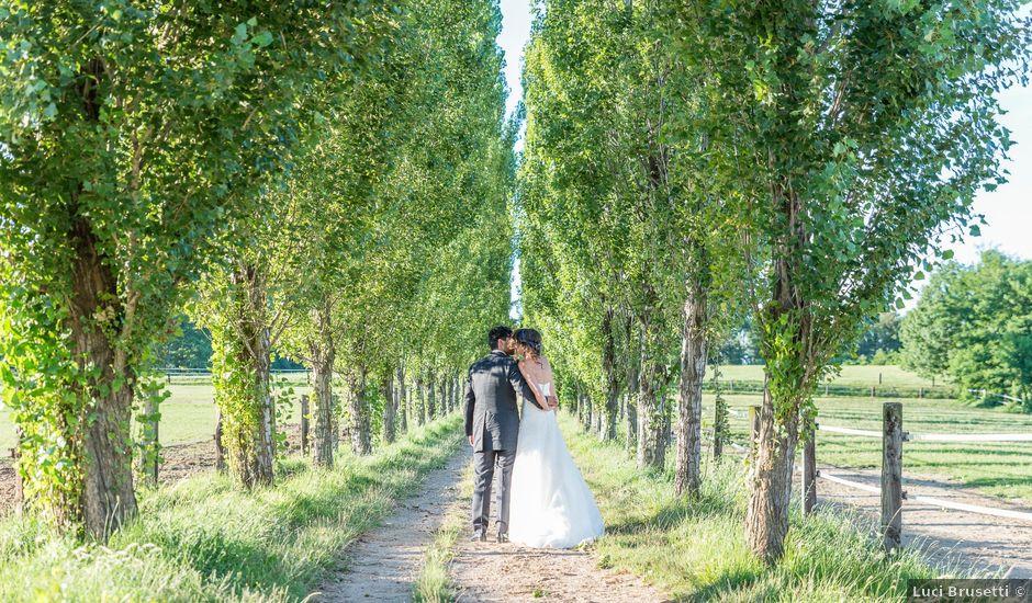 Il matrimonio di Giorgio e Elisa a Gornate-Olona, Varese